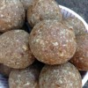 Cashew and Ginger Energy Balls